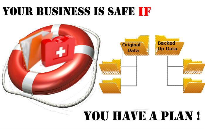 DR for Business Continuity