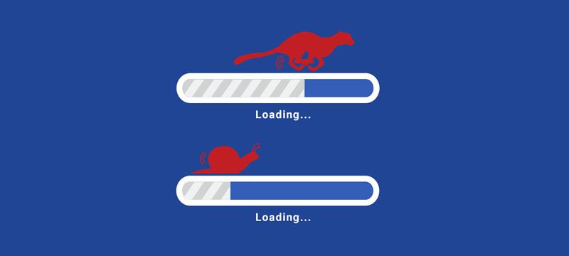 Speeding up Joomla website