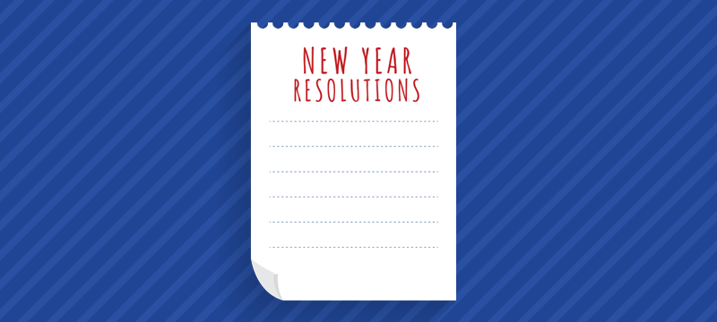 New Year Resolutions for Website Owners