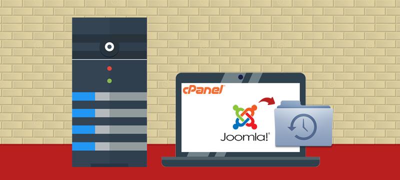 backup-joomla-with-cpanel